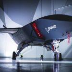 Presenta Boeing dron militar con inteligencia artificial